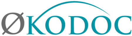 Logo av Økodoc AS